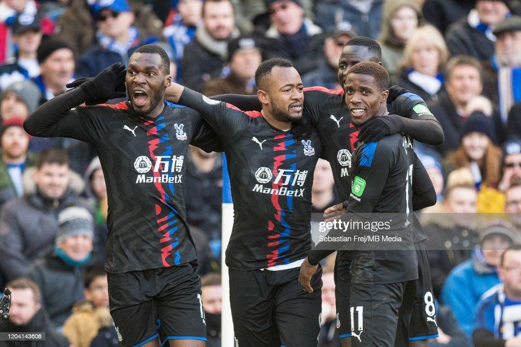 Brighton & Hove Albion v Crystal Palace - Premier League : News Photo