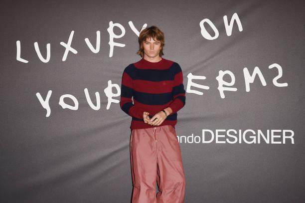 ITA: Zalando Designer Event 'Luxury on your Terms' at Milan Fashion Week