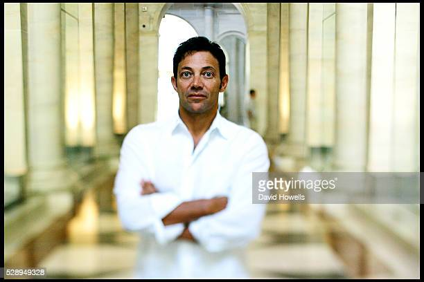 Jordan Belfort the 'Wolf of Wall St' Former Wall St Broker who was jailed for securities fraud while CEO of Stratton Oakmont He has written a book...