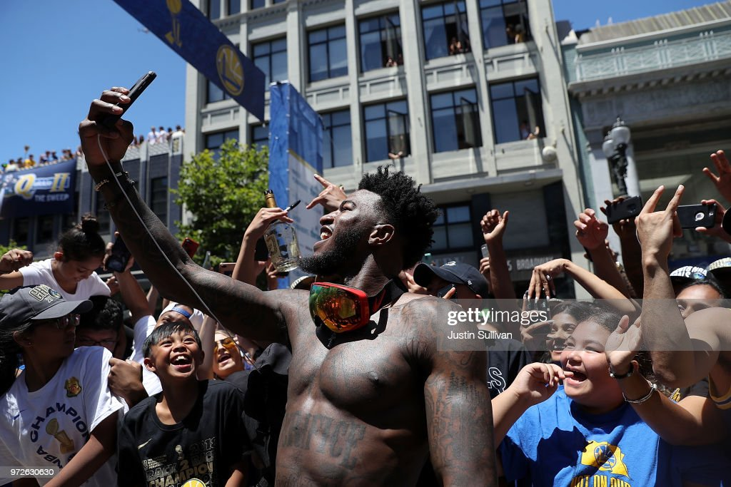 Golden State Warriors Victory Parade : News Photo