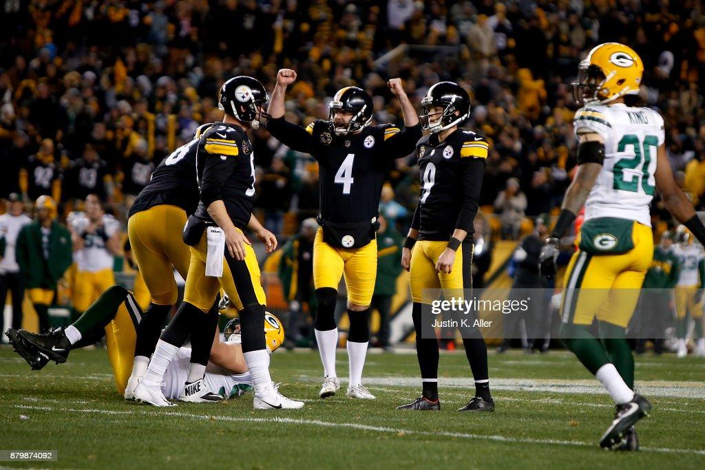 Green Bay Packers vPittsburgh Steelers