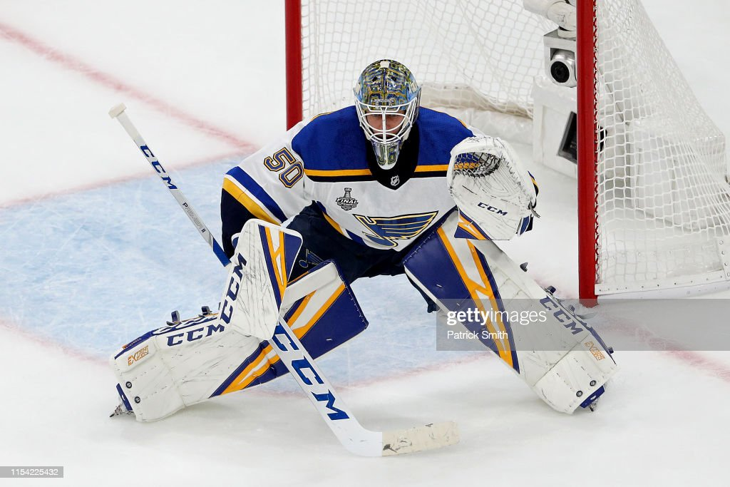 2019 NHL Stanley Cup Final - Game Five : News Photo