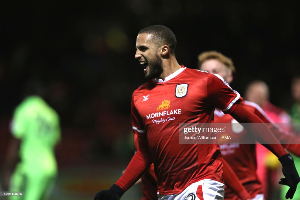 Crewe Alexandra v Forest Green Rovers - Sky Bet League Two