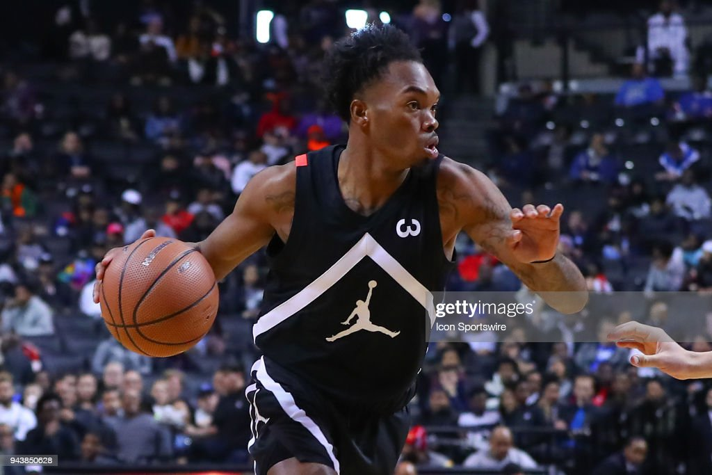 HIGH SCHOOL BASKETBALL: APR 08 Jordan Brand Classic : News Photo