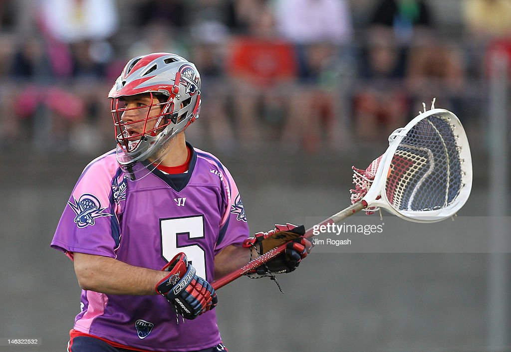 Long Island Lizards v Boston Cannons : News Photo
