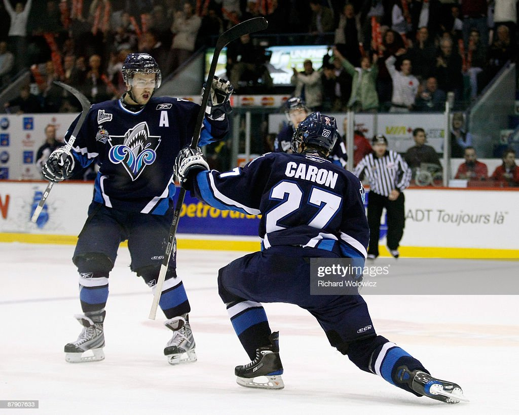 2009 Memorial Cup - Windsor Spitfires v Rimouski Oceanic : News Photo