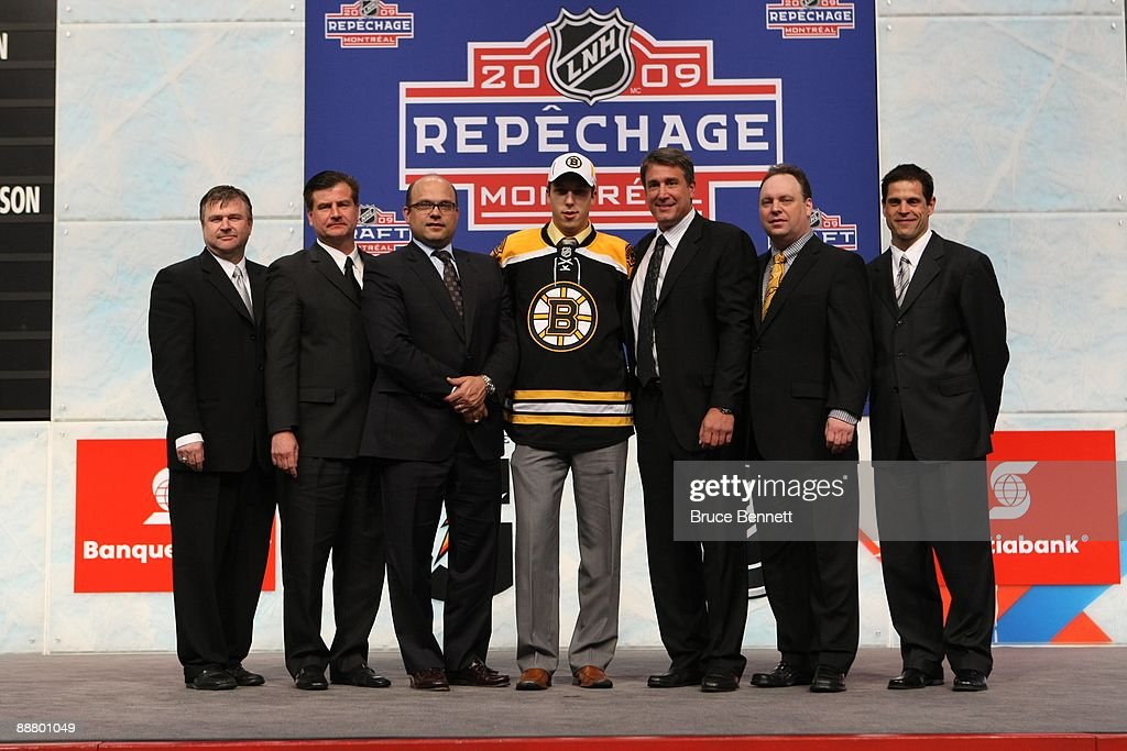 2009 NHL Entry Draft, First Round : News Photo