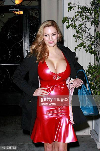 Jordan Carver is seen on January 18 2012 in Los Angeles California