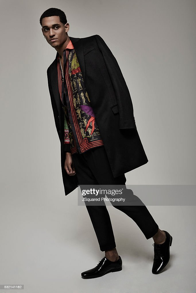 40e6638daf1 Jordan Clarkson is photographed for FSHN Magazine on January 19 ...