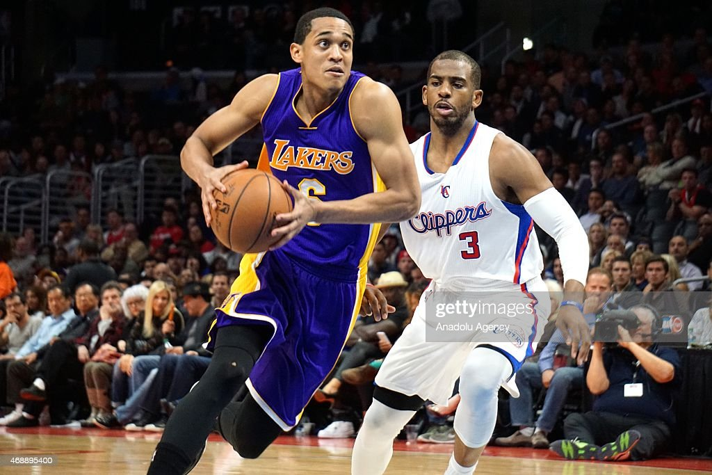 Los Angeles Lakers v Los Angeles Clippers : News Photo