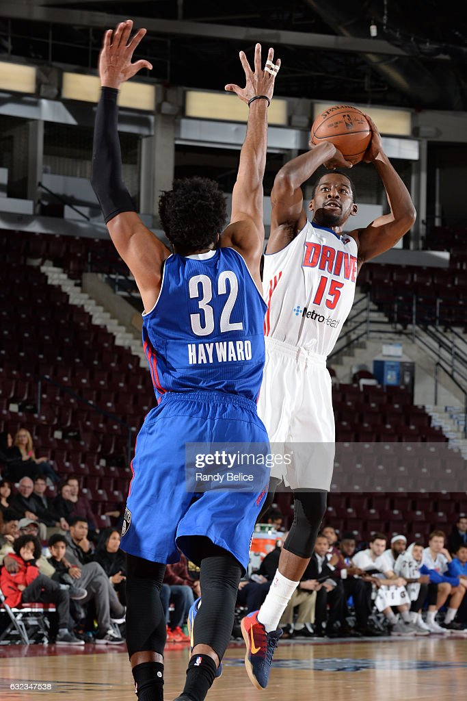 2017 NBA D-League Showcase Day 4