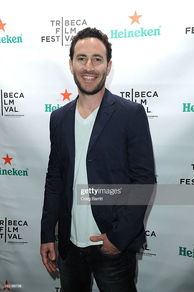 Jordan Davis attends Tribeca Film Festival 2012 After-Party For Free Samples, Hosted by Heineken on April 21, 2012 in New York City.