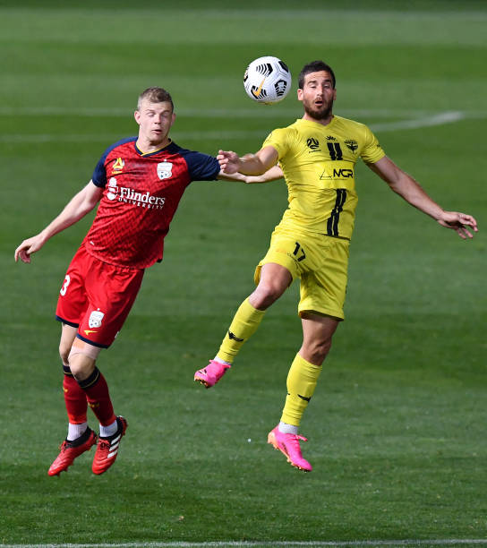AUS: A-League - Adelaide v Wellington