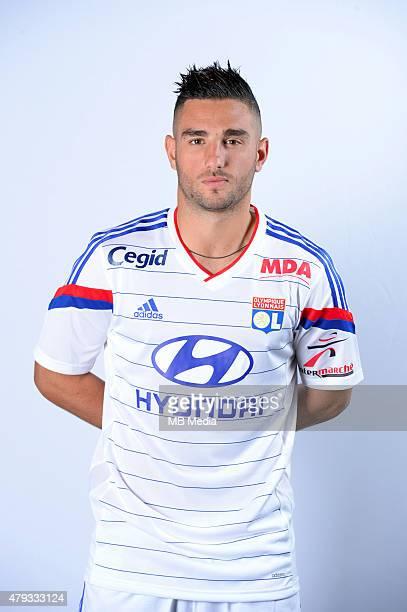 Jordan FERRI Portrait Officiel Lyon Icon Sport/MB Media