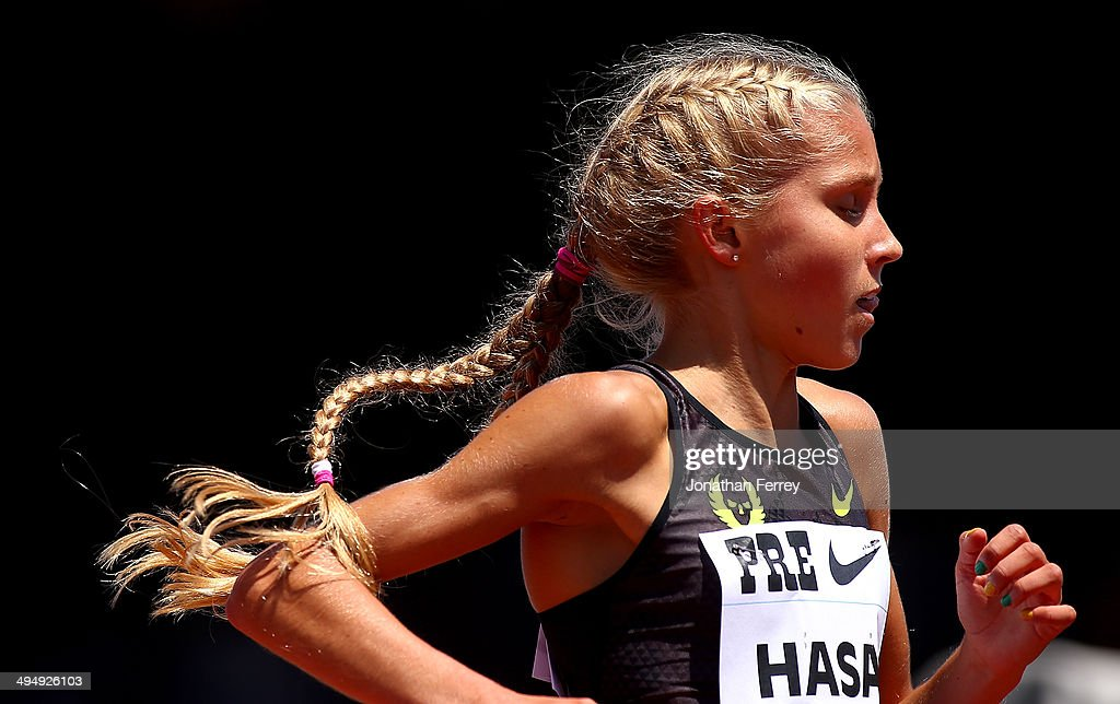 Nike Prefontaine Classic-Day 2 : Nyhetsfoto