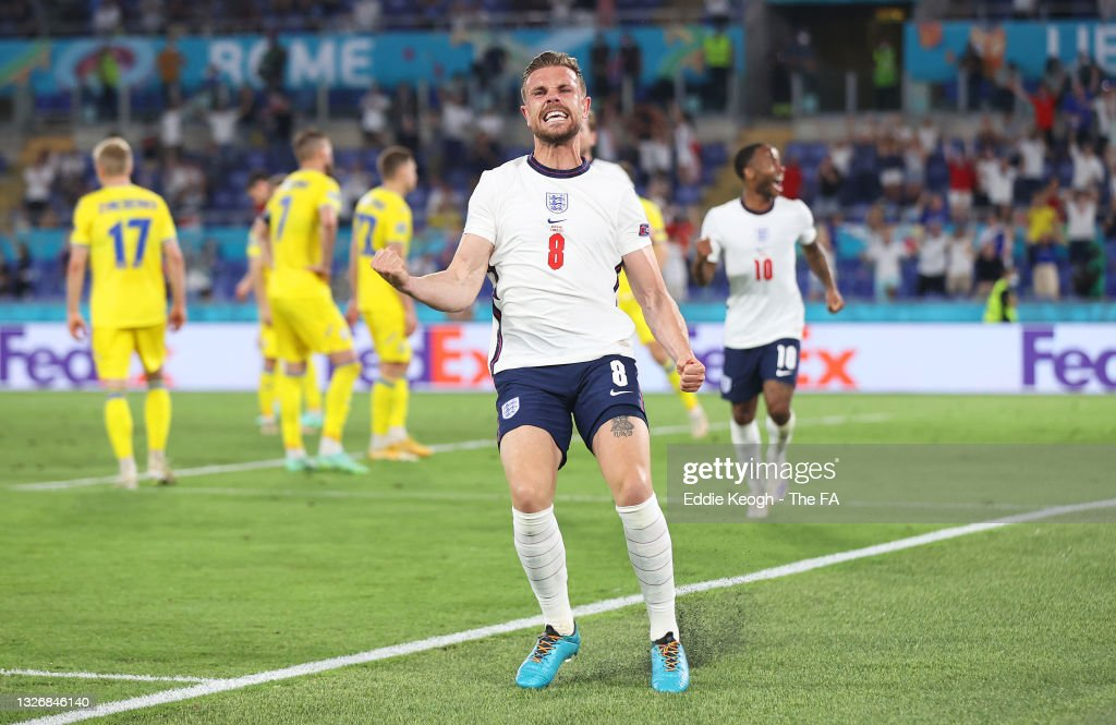 Ukraine v England - UEFA Euro 2020: Quarter-final : News Photo