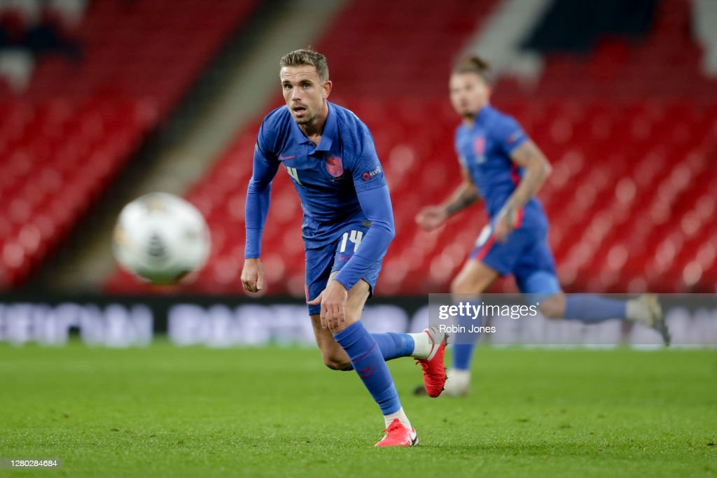 England v Denmark - UEFA Nations League : News Photo