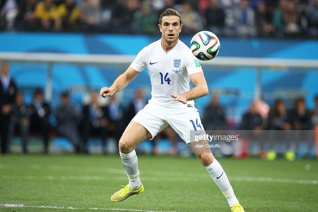 Uruguay v England: Group D - 2014 FIFA World Cup Brazil : News Photo