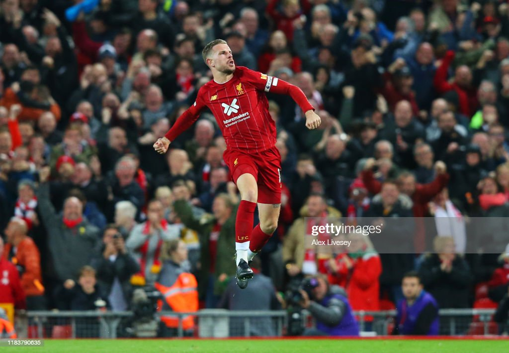 Liverpool FC v Tottenham Hotspur - Premier League : ニュース写真