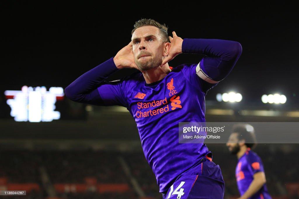 Southampton FC v Liverpool FC - Premier League : ニュース写真