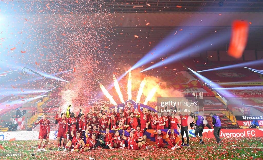 Liverpool FC v Chelsea FC - Premier League : Nachrichtenfoto