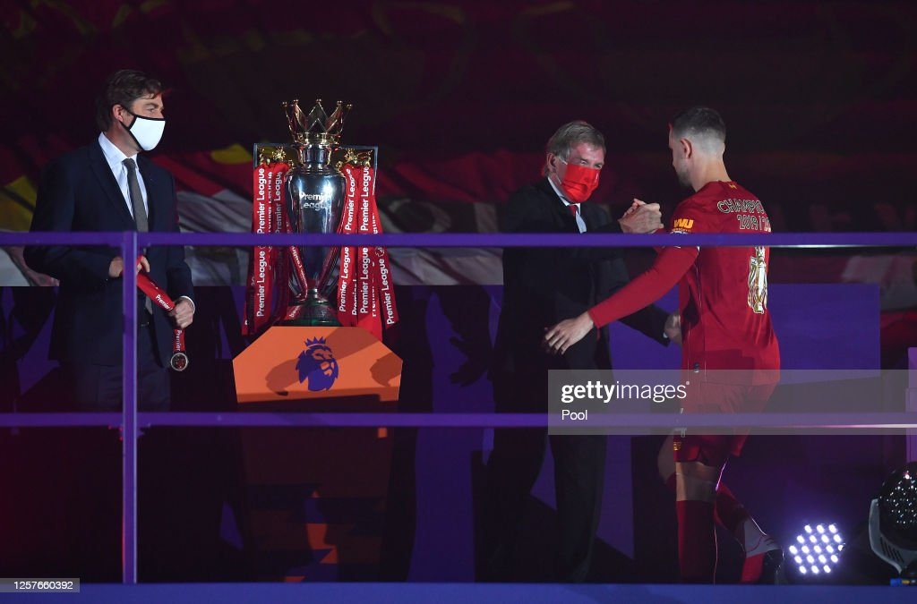 Liverpool FC v Chelsea FC - Premier League : ニュース写真
