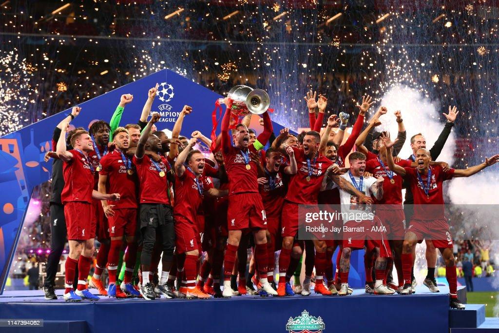 Tottenham Hotspur v Liverpool - UEFA Champions League Final : ニュース写真