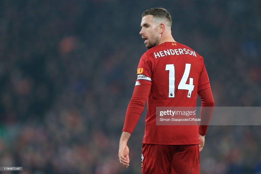 Liverpool FC v Manchester United - Premier League : ニュース写真