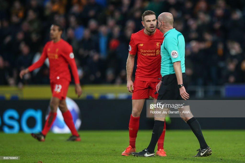 Hull City v Liverpool - Premier League : News Photo