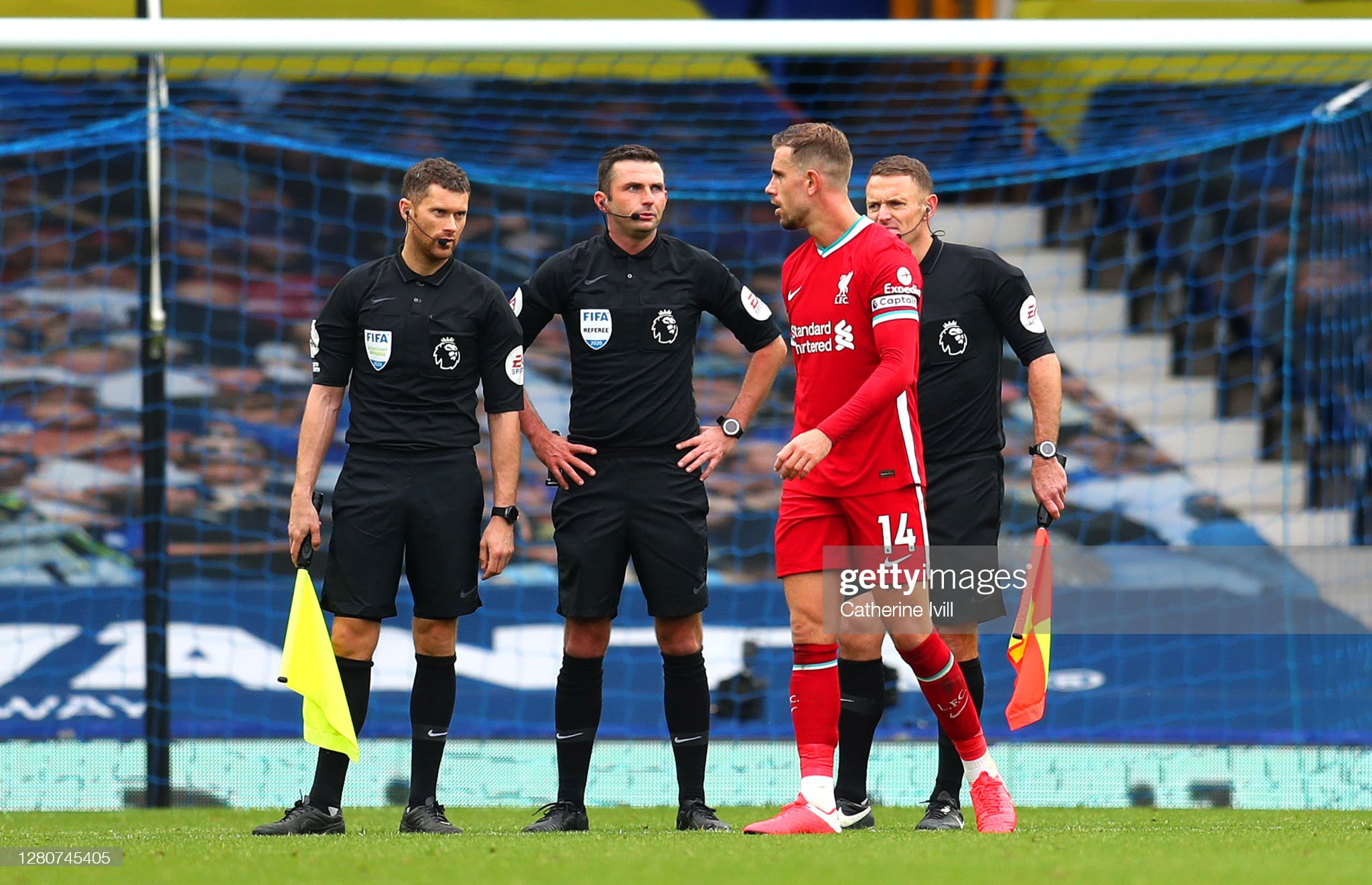 Merseyside derby draw ends in controversy