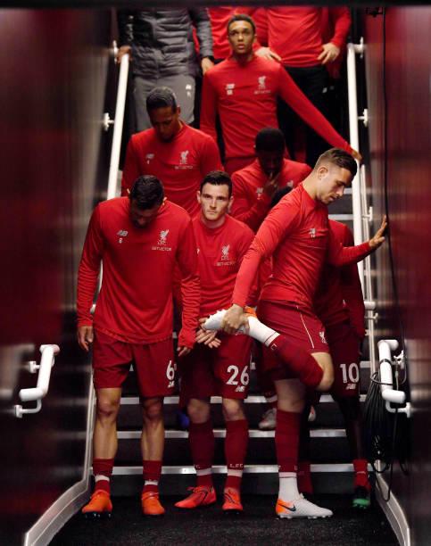 GBR: Newcastle United v Liverpool FC - Premier League
