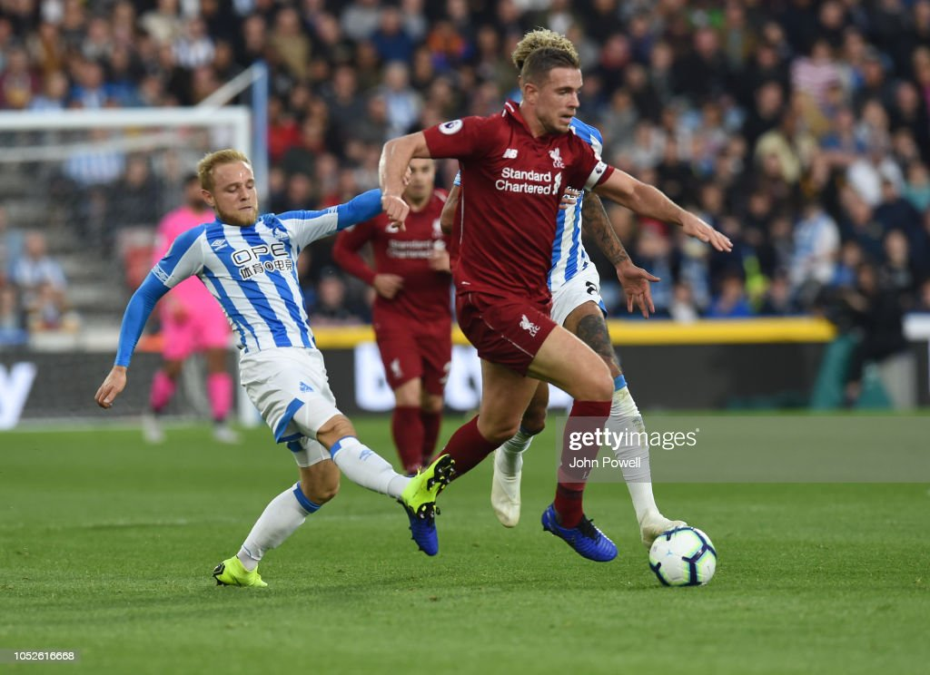 Huddersfield Town v Liverpool FC - Premier League : News Photo
