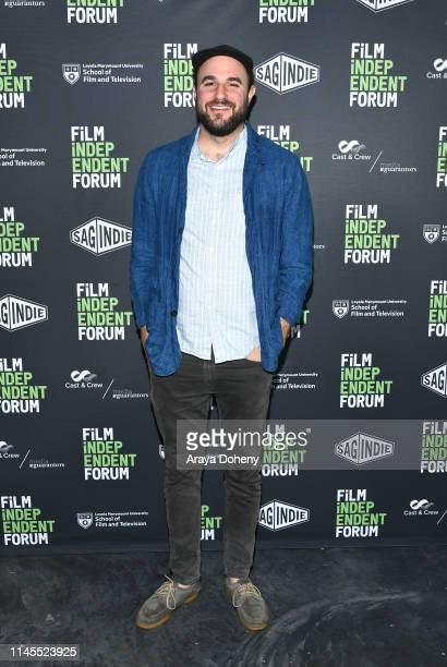 Jordan Horowitz attends day 2 of the Film Independent Forum at LMU Playa Vista Campus on April 27 2019 in Playa Vista California