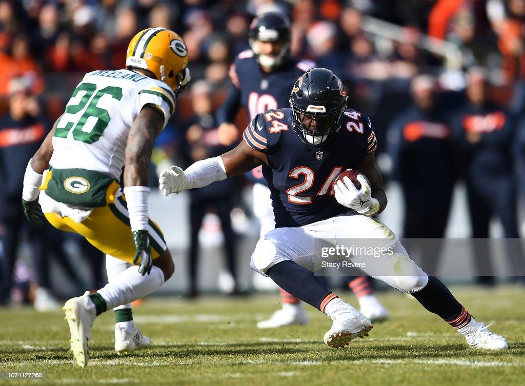 Green Bay Packers v Chicago Bears : News Photo