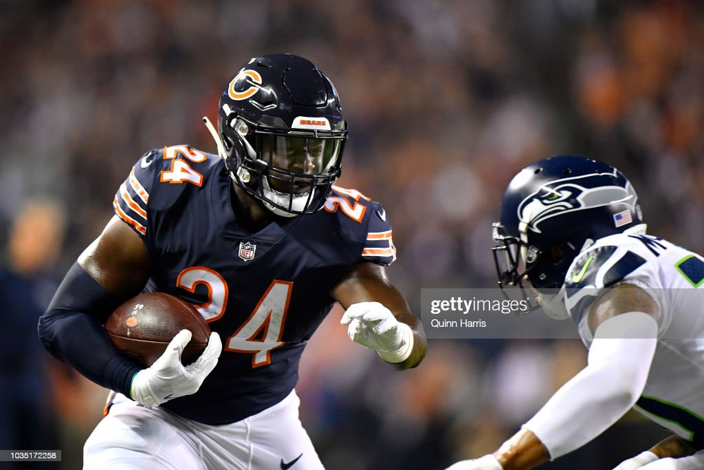 Seattle Seahawks v Chicago Bears : Fotografia de notícias