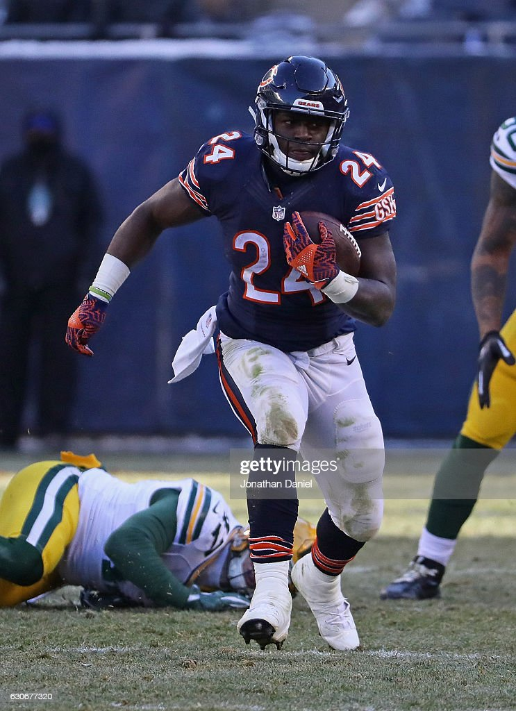 Green Bay Packers v Chicago Bears : Nachrichtenfoto
