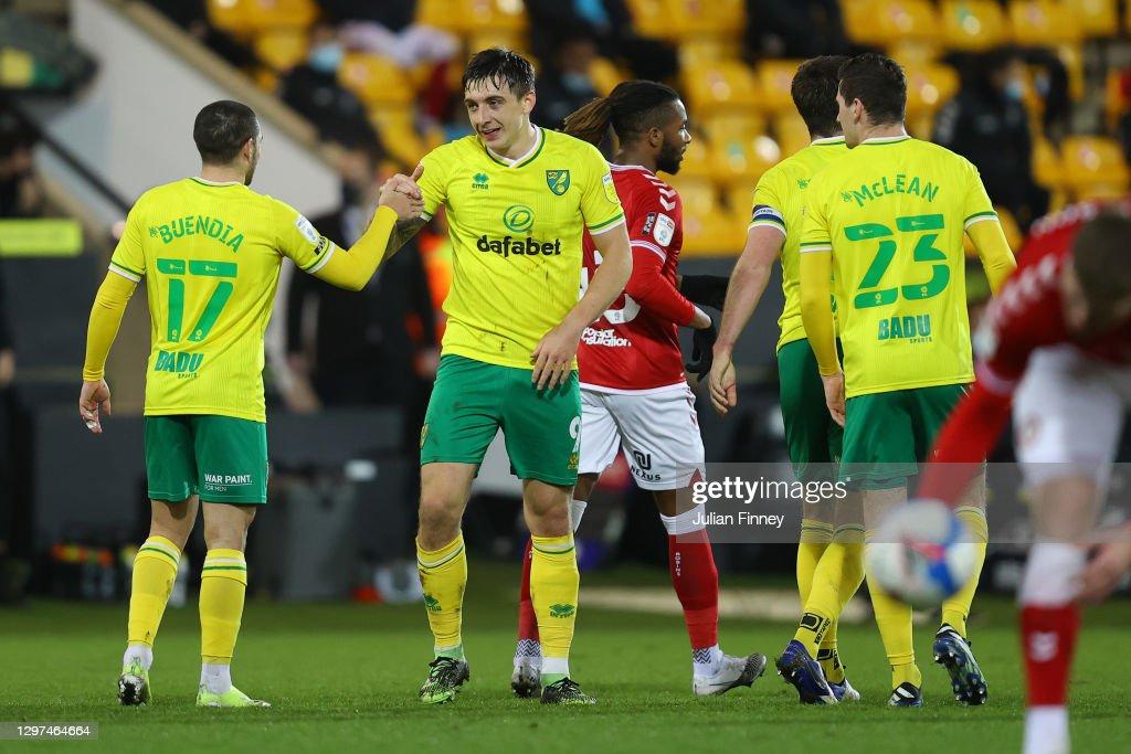 Norwich City v Bristol City - Sky Bet Championship : ニュース写真