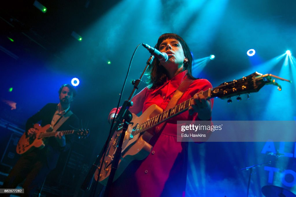 Hurray for the Riff Raff Perform At KOKO : News Photo