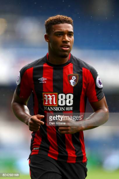 Jordan Ibe of AFC Bournemouth in action during the preseason friendly match between Queens Park Rangers and AFC Bournemouth at Loftus Road on July 29...