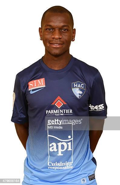 Jordan IKOKO Portrait Officiel Le Havre Emmanuel Lelaidier / HAC / Icon Sport/MB Media