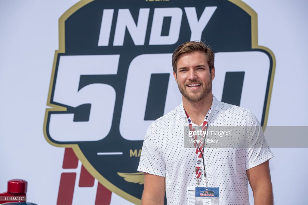 Celebrities Arrive For The 2019 Indianapolis 500 : News Photo