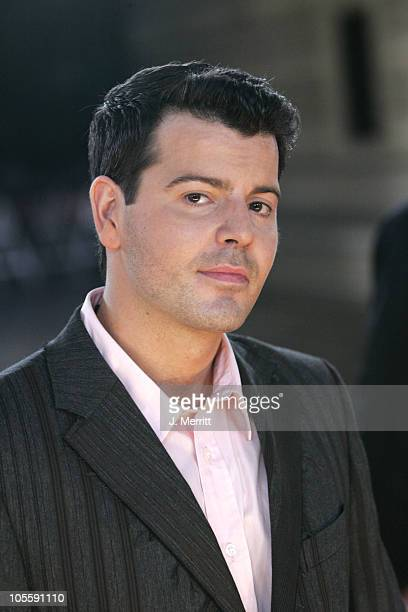 Jordan Knight during 31st Annual People's Choice Awards Arrivals at Pasadena Civic Auditorium in Pasadena California United States