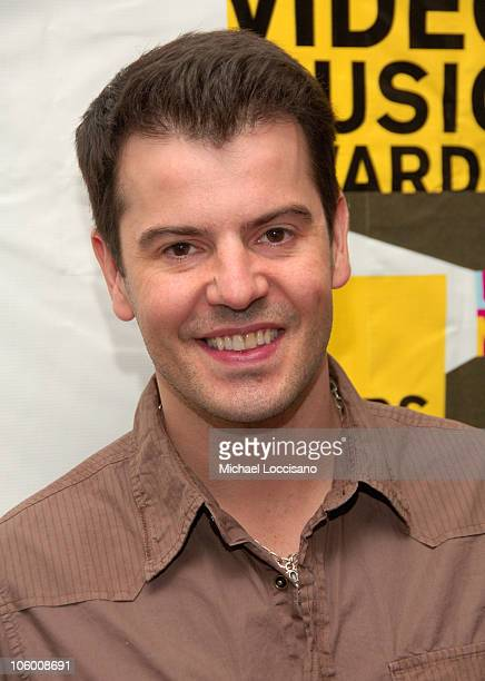 Jordan Knight during The 2006 MTV VMA Forum at Radio City Music Hall in New York City New York United States