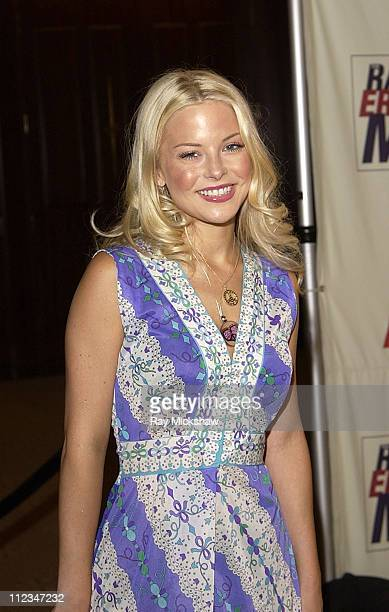 Jordan Ladd during The 9th Annual Race to Erase MS CoChaired by Nancy Davis Tommy Hilfiger Fashion Show at The Century Plaza Hotel in Century City...