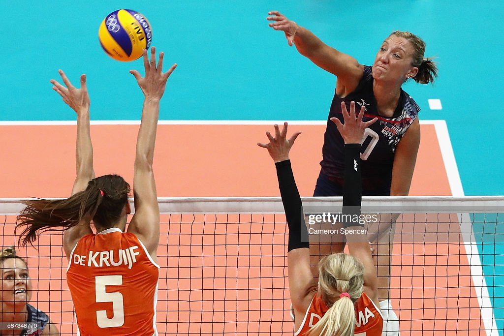 Volleyball - Olympics: Day 3 : News Photo