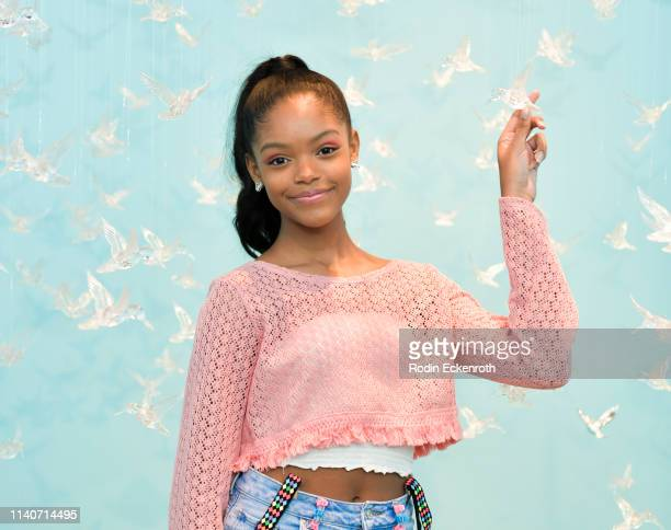 Jordan Leftwich poses for portrait at WonderWorld Hollywood and Experience PopUp Opening Night Party on April 05 2019 in Hollywood California
