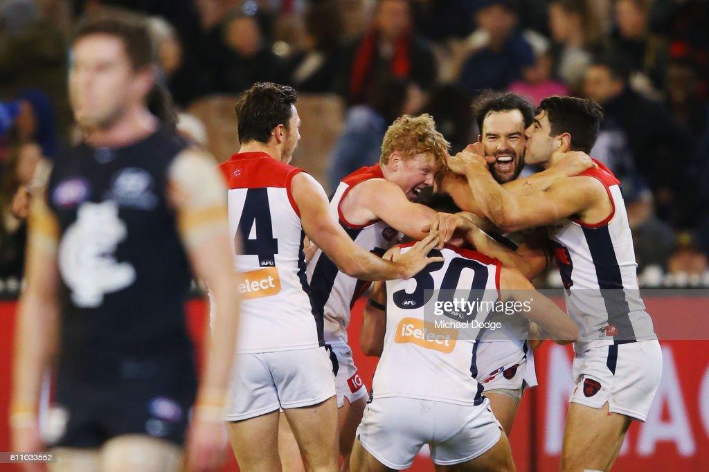 AFL Rd 16 - Carlton v Melbourne