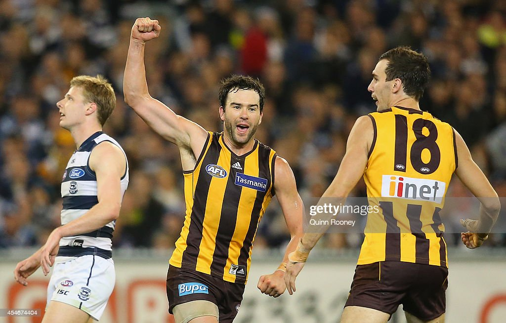Hawthorn v Geelong - 2nd Qualifying Final