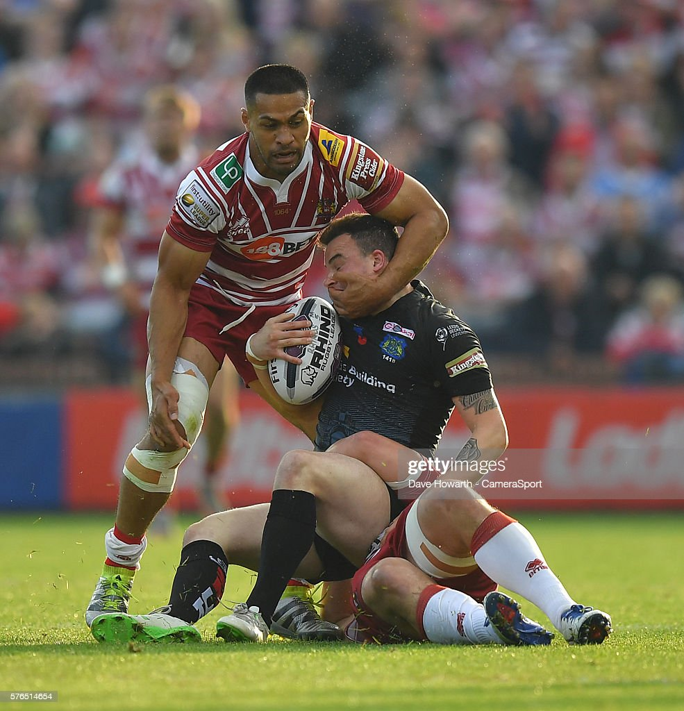 Leeds Rhinos v Wigan Warriors - Super League