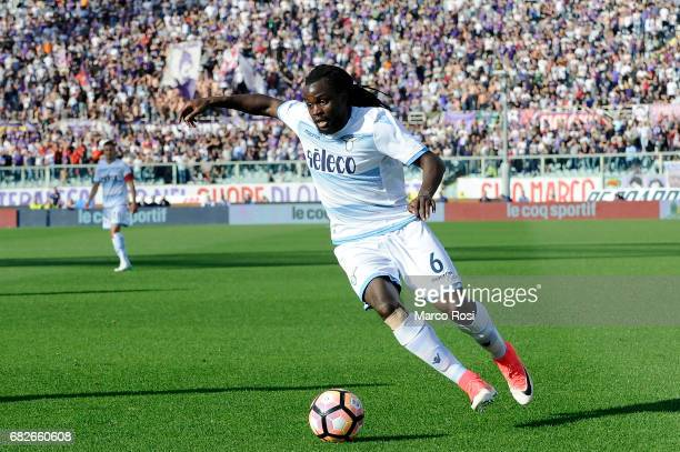 Jordan Lukaku of SS Lazio during the Serie A match between ACF Fiorentina and SS Lazio at Stadio Artemio Franchi on May 13 2017 in Florence Italy
